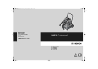 To view the document Bosch GAS 50 Professional Operations Instructions