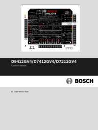To view the document Bosch D1265 Installation Guide