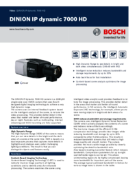 To view the document Bosch NBN-932 User Manual