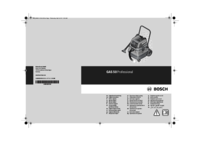 To view the document Bosch GAS 50 Professional User Manual